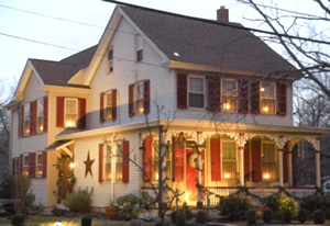 historic house medford nj